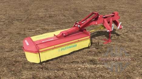 Pottinger Eurocat 275 pour Farming Simulator 2017