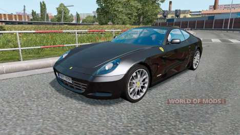 Sport Cars Traffic Pack pour Euro Truck Simulator 2