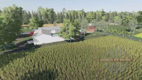 Wiesniakowo für Farming Simulator 2017