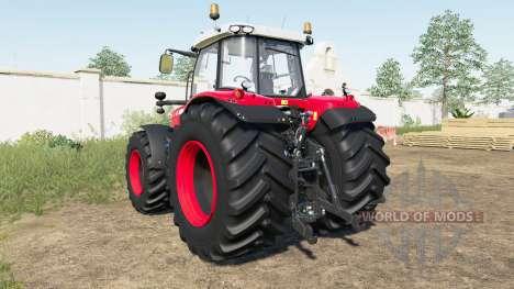 Massey Ferguson 7700 pour Farming Simulator 2017