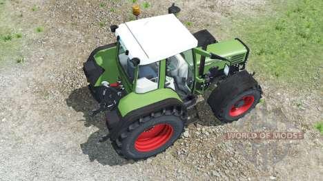 Fendt Favorit 515 C Turbomatik pour Farming Simulator 2013