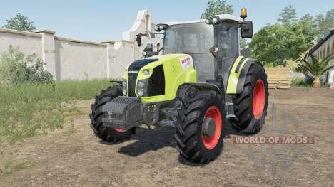 Claas Arion 420 pour Farming Simulator 2017