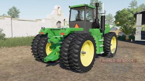 John Deere 8000 pour Farming Simulator 2017