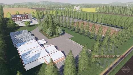 Michigan pour Farming Simulator 2017