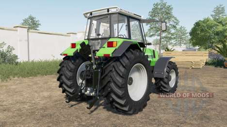 Deutz-Fahr AgroStar 6.61 für Farming Simulator 2017