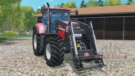 Case IH Puma 160 CVX pour Farming Simulator 2015