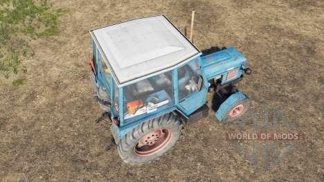 Zetor 6711 für Farming Simulator 2017