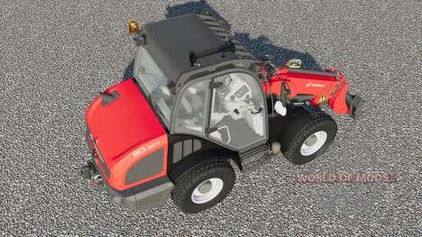 Weidemann 3080 CX 80T pour Farming Simulator 2017