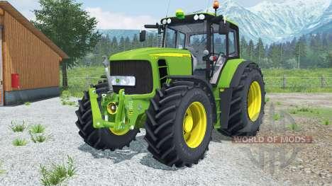 John Deere 7530 für Farming Simulator 2013
