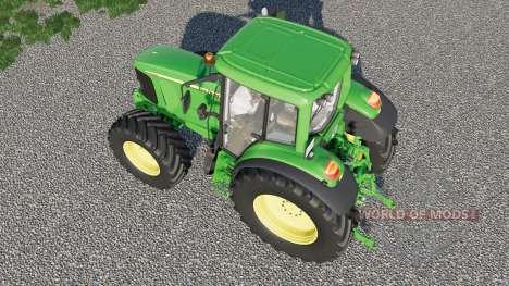 John Deere 6020 für Farming Simulator 2017