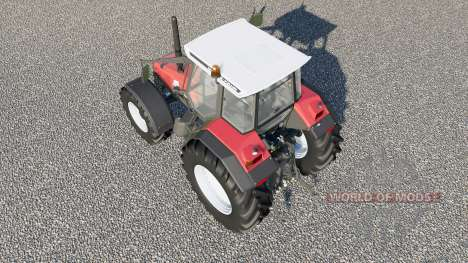 Deutz-Fahr AgroStar pour Farming Simulator 2017