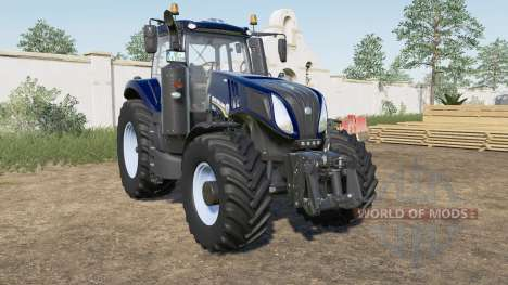 New Holland T8-series für Farming Simulator 2017