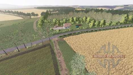 Sutton Farm für Farming Simulator 2017