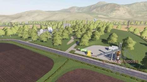Sherwood Park Farm v2.0 pour Farming Simulator 2017