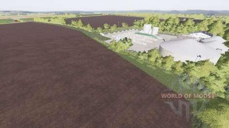 Sutton Farm pour Farming Simulator 2017