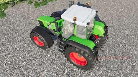 Fendt Favorit 900 Vario pour Farming Simulator 2017
