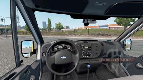 Ford Transit 135 T330 2000 pour Euro Truck Simulator 2