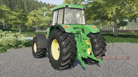 John Deere 7010 für Farming Simulator 2017