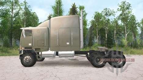 Freightliner FLA für Spintires MudRunner