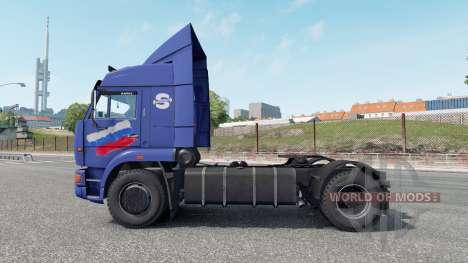 KamAZ-5460 pour Euro Truck Simulator 2