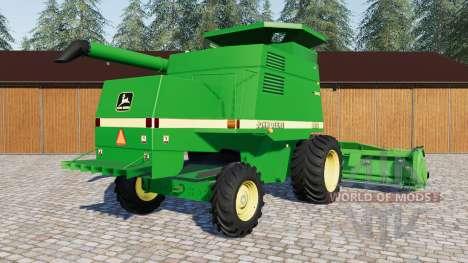 John Deere 9000 pour Farming Simulator 2017