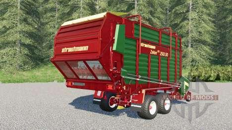 Strautmann Zelon CFS 2501 DO pour Farming Simulator 2017