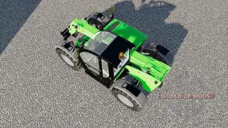Deutz-Fahr Agrovector 37.7 pour Farming Simulator 2017
