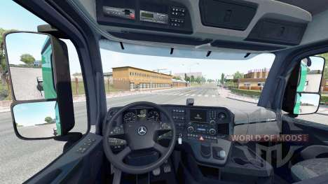 Mercedes-Benz Arocs 2048 AS 2013 für Euro Truck Simulator 2