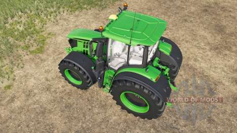 John Deere 6R-series für Farming Simulator 2017
