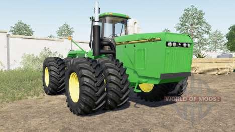 John Deere 8000 für Farming Simulator 2017
