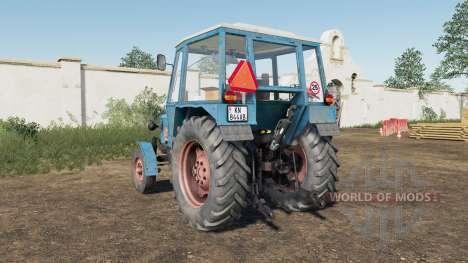 Zetor 6711 pour Farming Simulator 2017