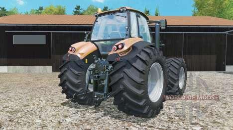 Deutz-Fahr 7250 TTV Agrotɾon für Farming Simulator 2015