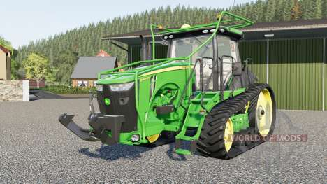 John Deere 8RT-series für Farming Simulator 2017