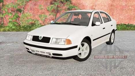 Skoda Octavia (1U) 1996 pour BeamNG Drive