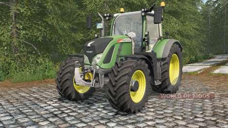 Fendt 700 Vario pour Farming Simulator 2017