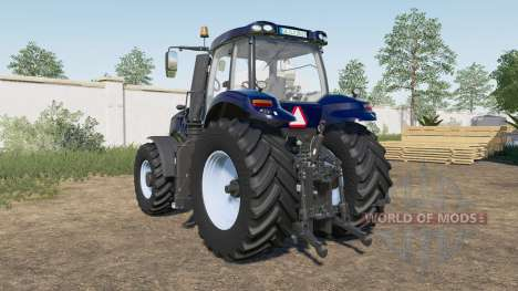 New Holland T8-series pour Farming Simulator 2017
