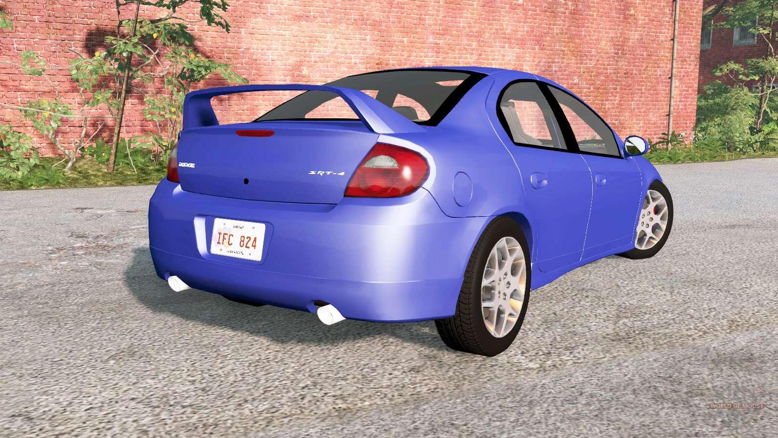 Dodge SRT-4 200ろ für BeamNG Drive