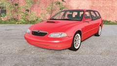 Ibishu Pessima 1996 Wagon pour BeamNG Drive