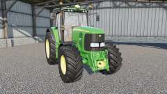 John Deere 60Զ0 für Farming Simulator 2017