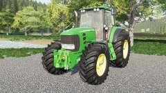 John Deere 7430 & 7530 Premium pour Farming Simulator 2017