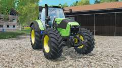 Deutz-Fahr 7250 TTV Agrotron FL consolᶒ für Farming Simulator 2015