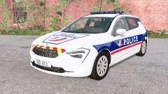 Cherrier FCV National Police v0.2 pour BeamNG Drive