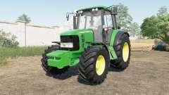 John Deere 6230〡6330〡6430 Premium für Farming Simulator 2017
