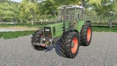 Fendt Favorit 615 LSA Turbomatiƙ E für Farming Simulator 2017