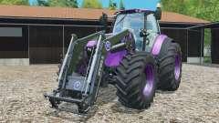 Deutz-Fahr 7250 TTV Agrotron front loader für Farming Simulator 2015