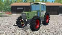 Fendt Farmer 310 LSA Turbomatiᶄ pour Farming Simulator 2015