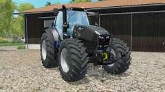 Deutz-Fahr 7250 TTV Agrotron Black Editioɲ pour Farming Simulator 2015