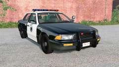 Gavril Grand Marshall Saudi Arabia Police v2.0 pour BeamNG Drive
