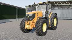 John Deere 6R-serieʂ für Farming Simulator 2017