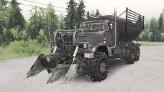 KrAZ-255B Mad Max für Spin Tires